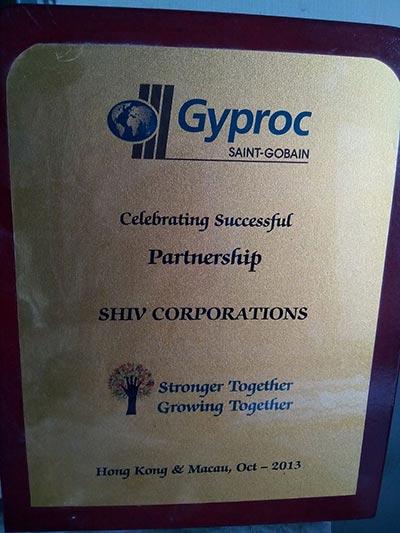 Saint Gobain Dealer In Ahmedabad Shiv Corporation
